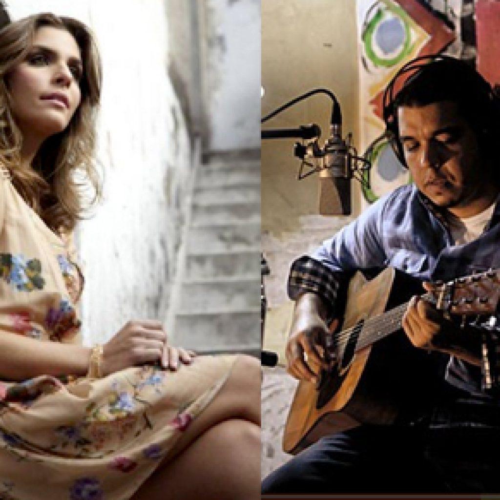 Angelina Muniz Nova música na praça promove shows de mpb nesta quinta e sexta em