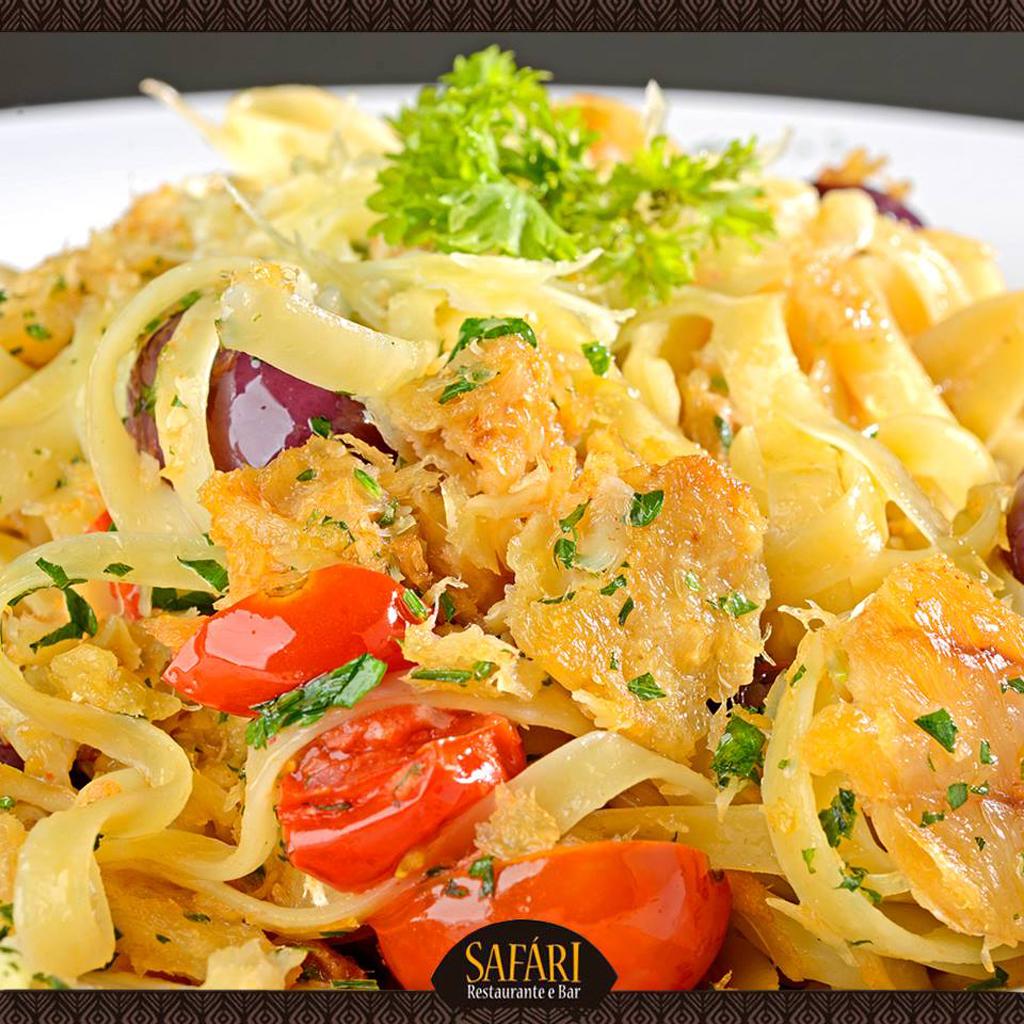 Cardápio Restaurante Sáfari