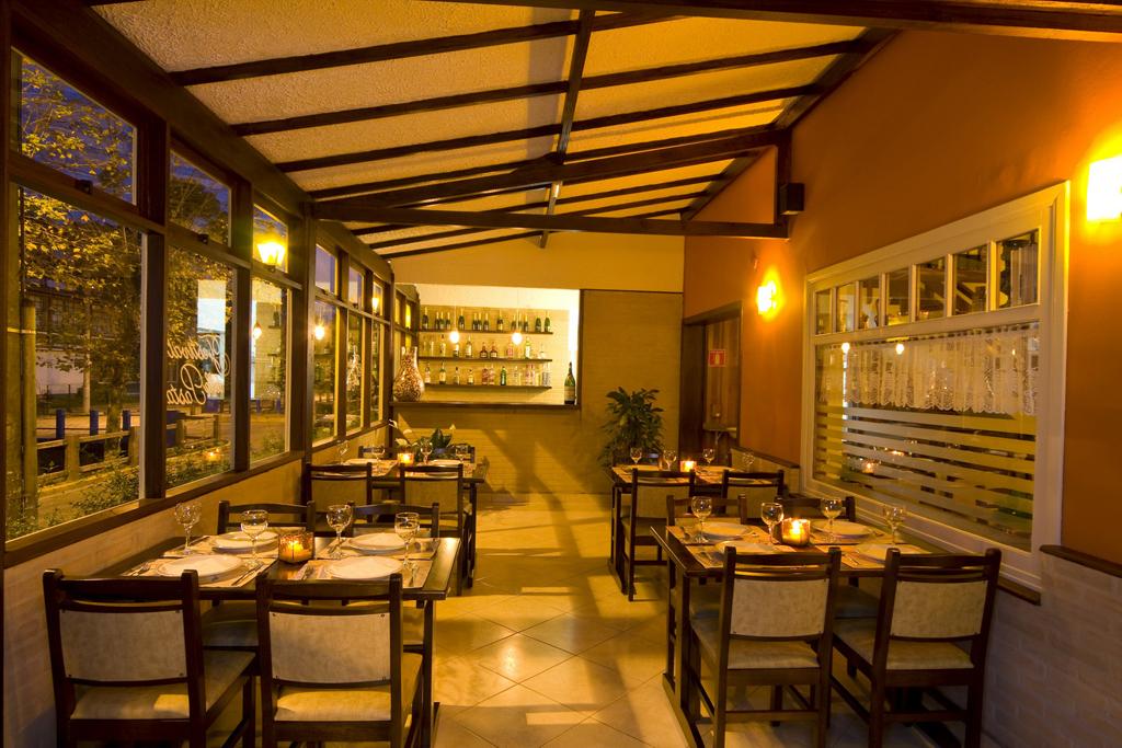 Fachada Restaurante Festival Della Pasta