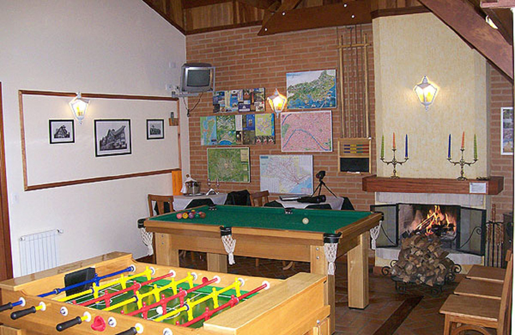 Sala de Jogos Pousada MG