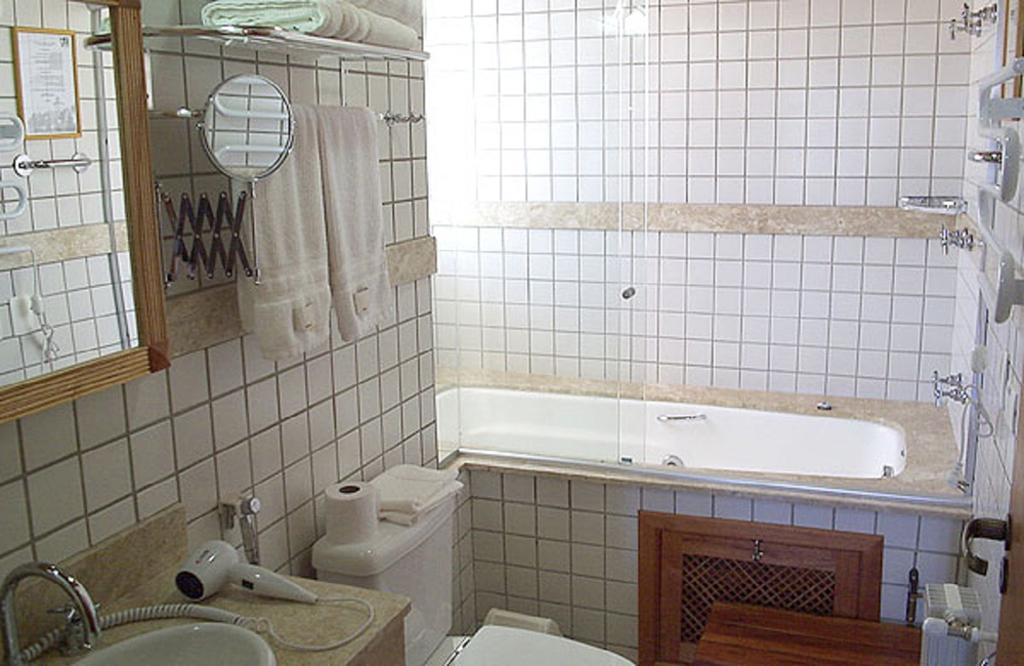 Banheiro Pousada MG
