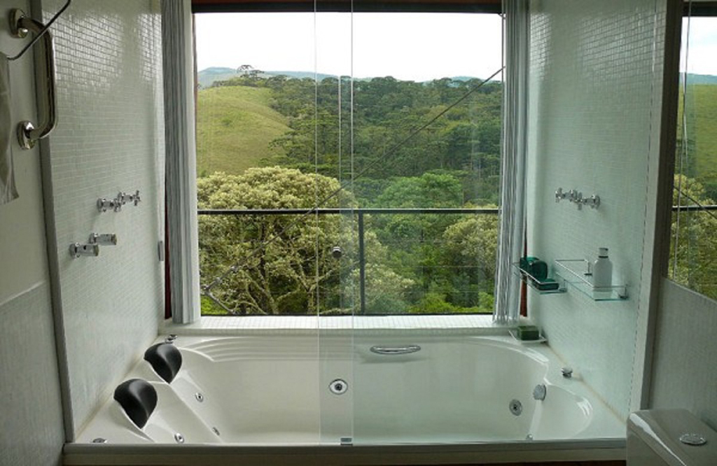 Banheiro Chalés Rancho Santo Antonio