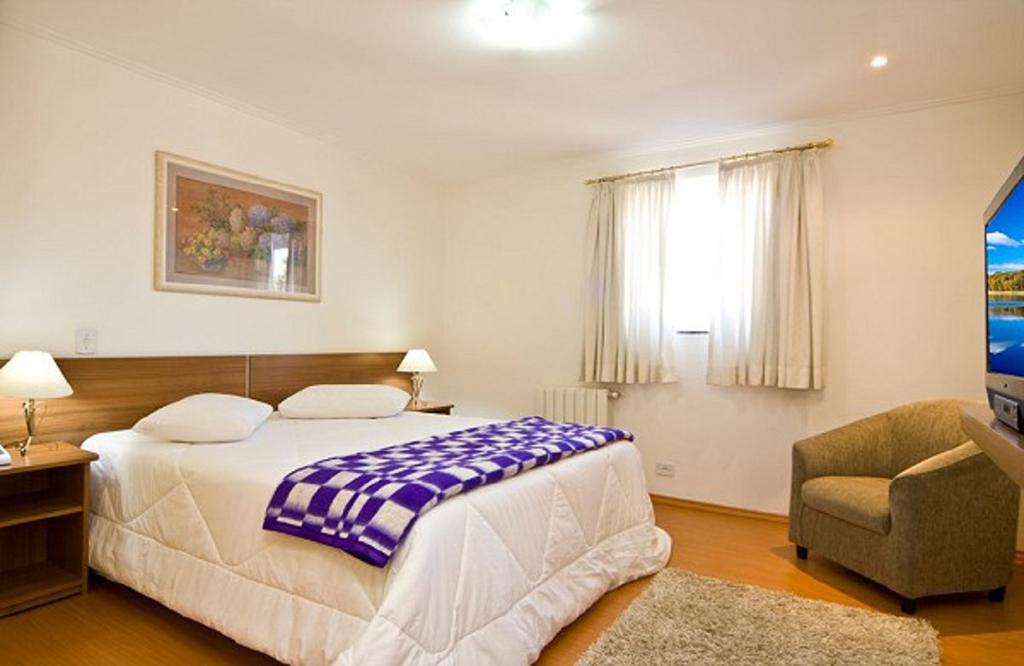 Apartamento Pousada Villa de Campos