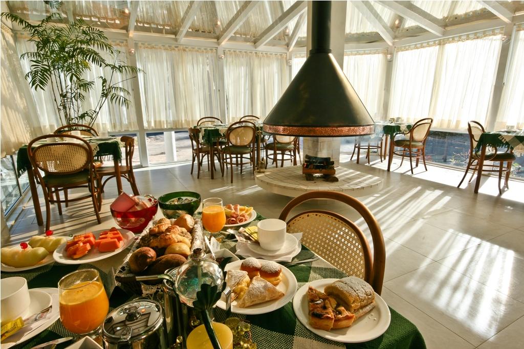 Café da Manhã Pousada Annecy