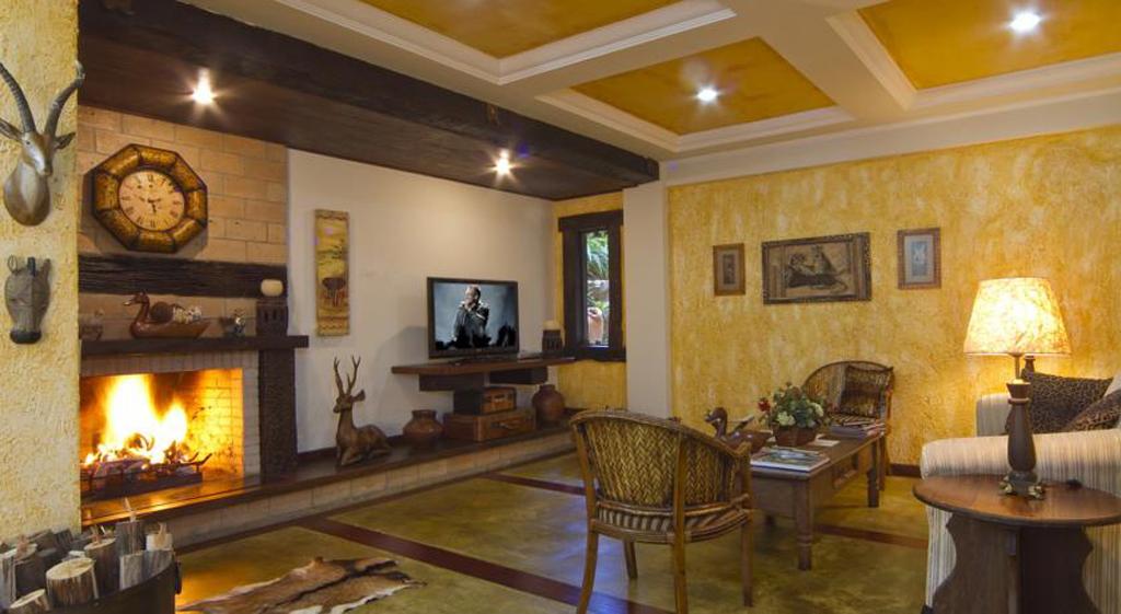 Sala Pousada Santha Serra