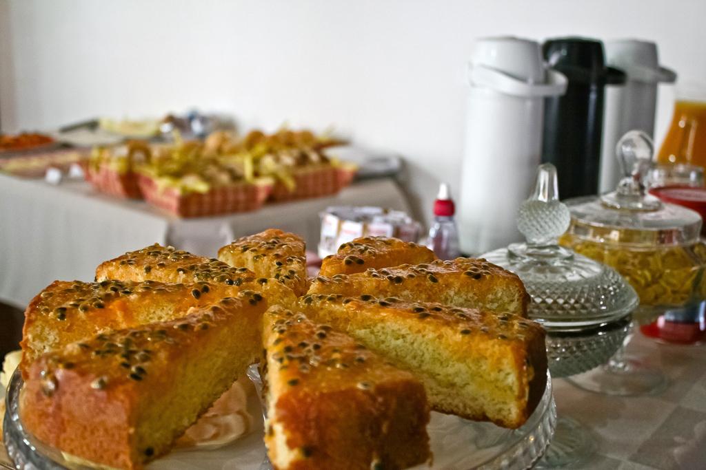 Café da Manhã Pousada Recanto Feliz