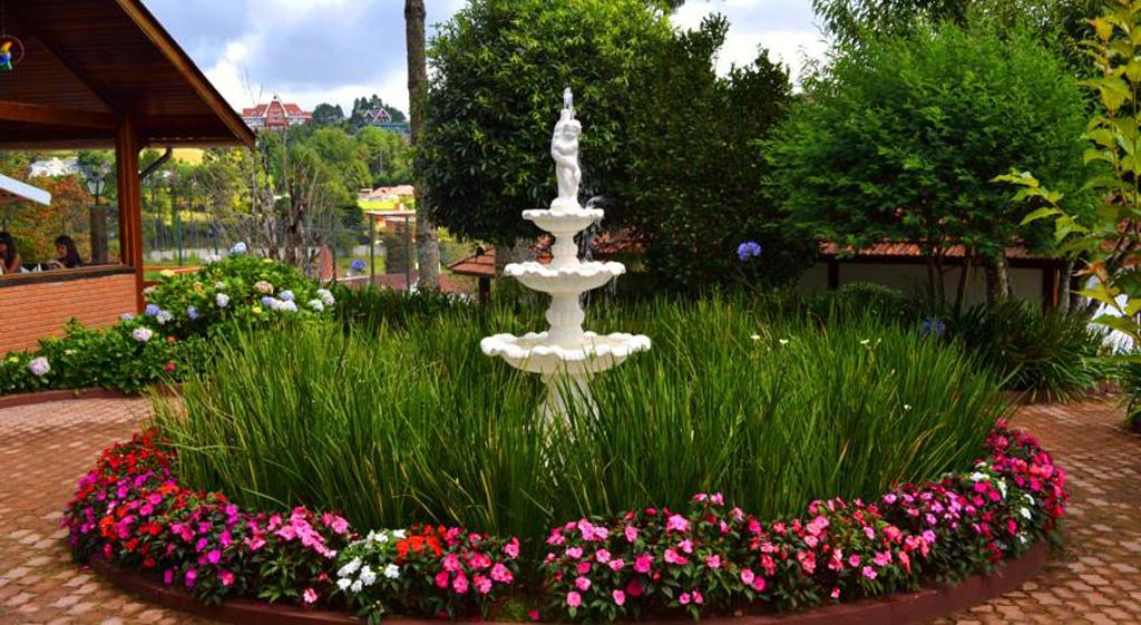 Jardim Pousada Recanto dos Sonhos