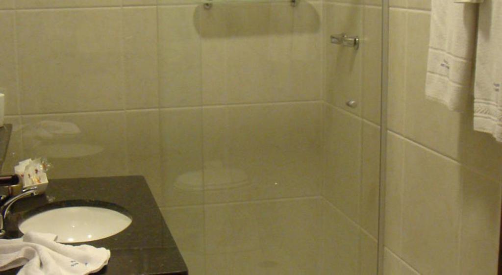 Banheiro Pousada Recanto dos Sonhos
