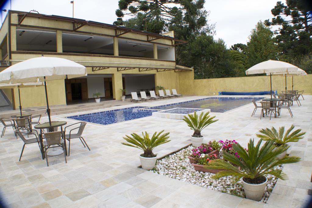 Piscina Hotel Le Renard