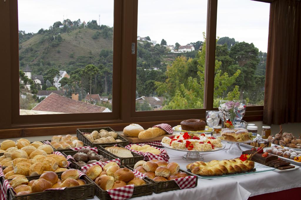 Café da Manhã Hotel Le Renard