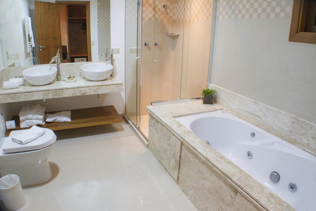 Banheiro Hotel Le Renard