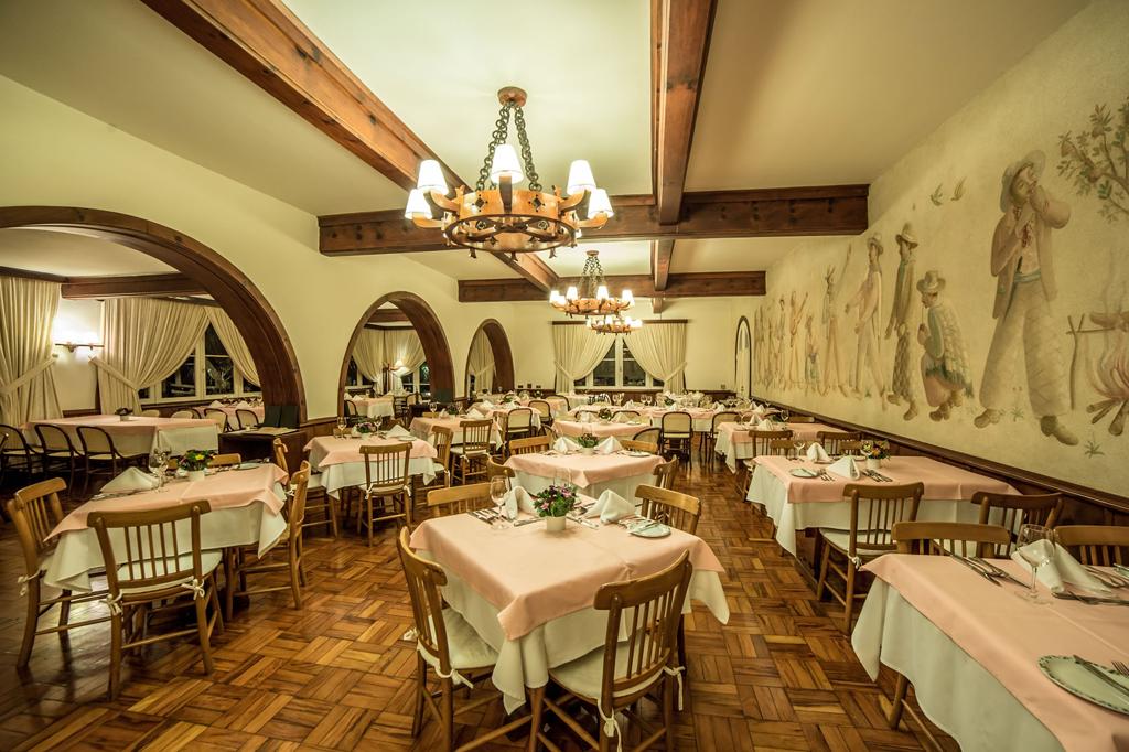 Refeição Hotel Toriba