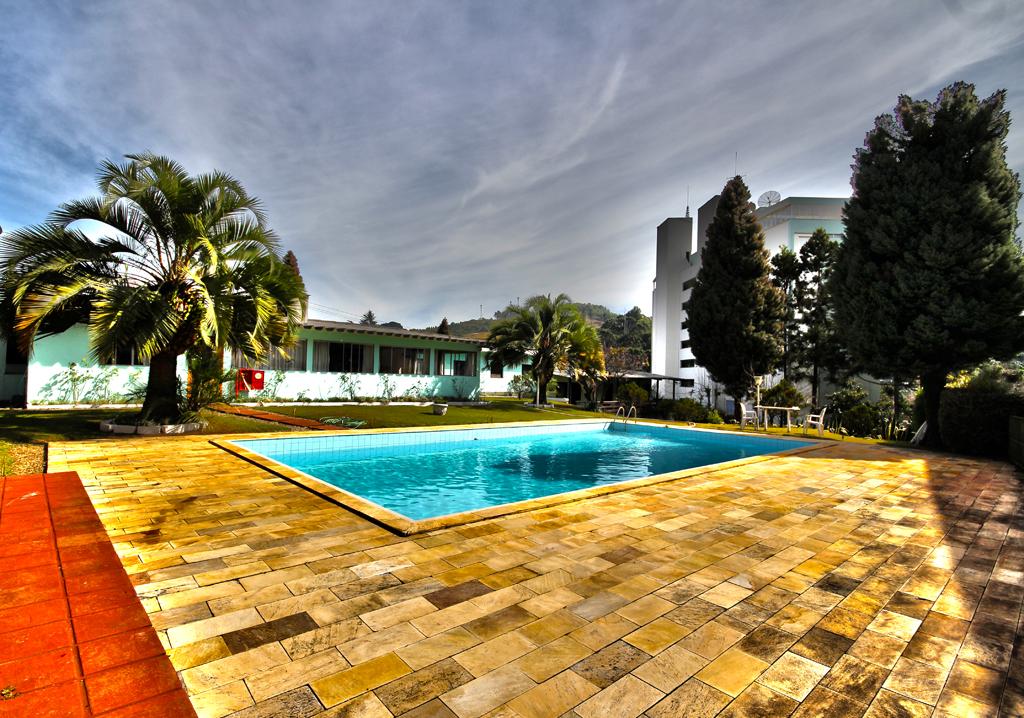 Piscina Hotel Ascona