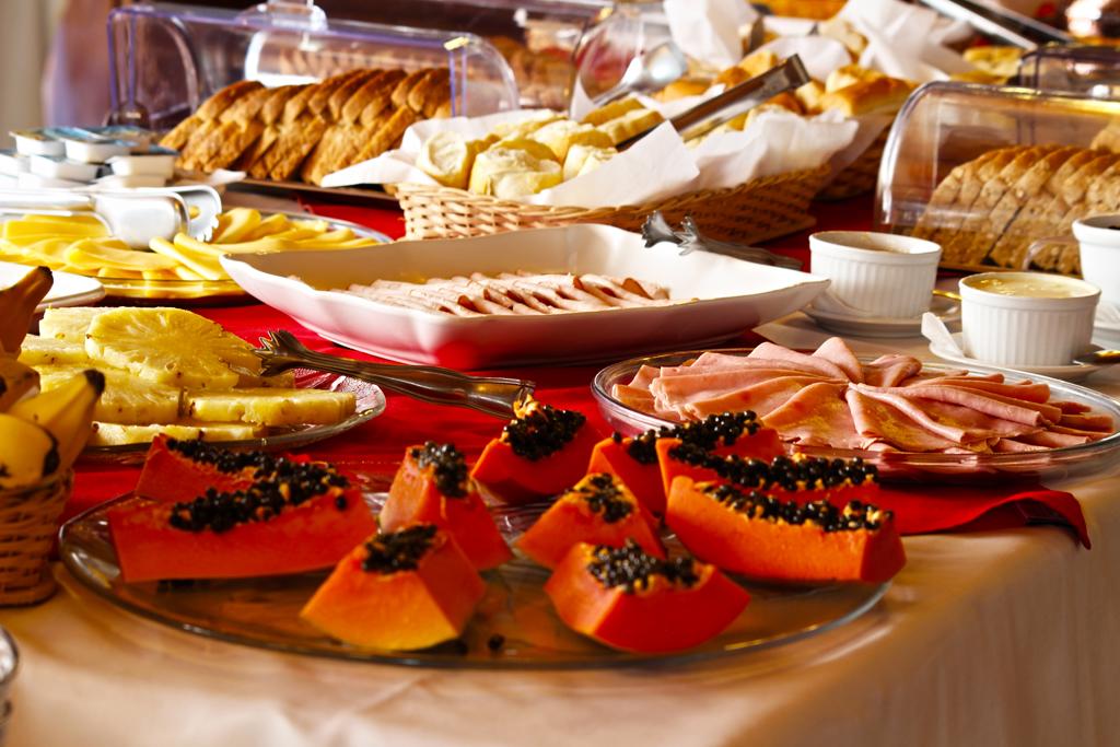 Café da Manhã Hotel Ascona