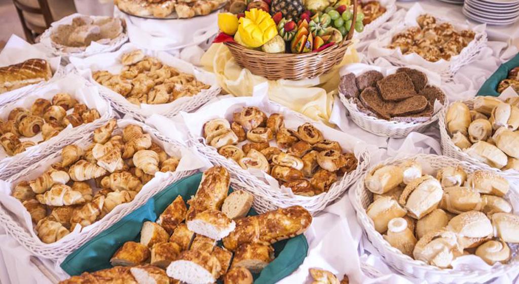 Café da Manhã Hotel Estoril