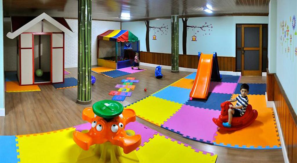 Sala de Brinquedos Hotel Matsubara