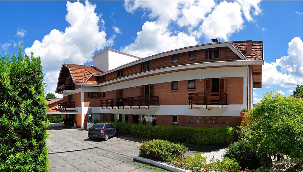 Fachada Hotel Matsubara