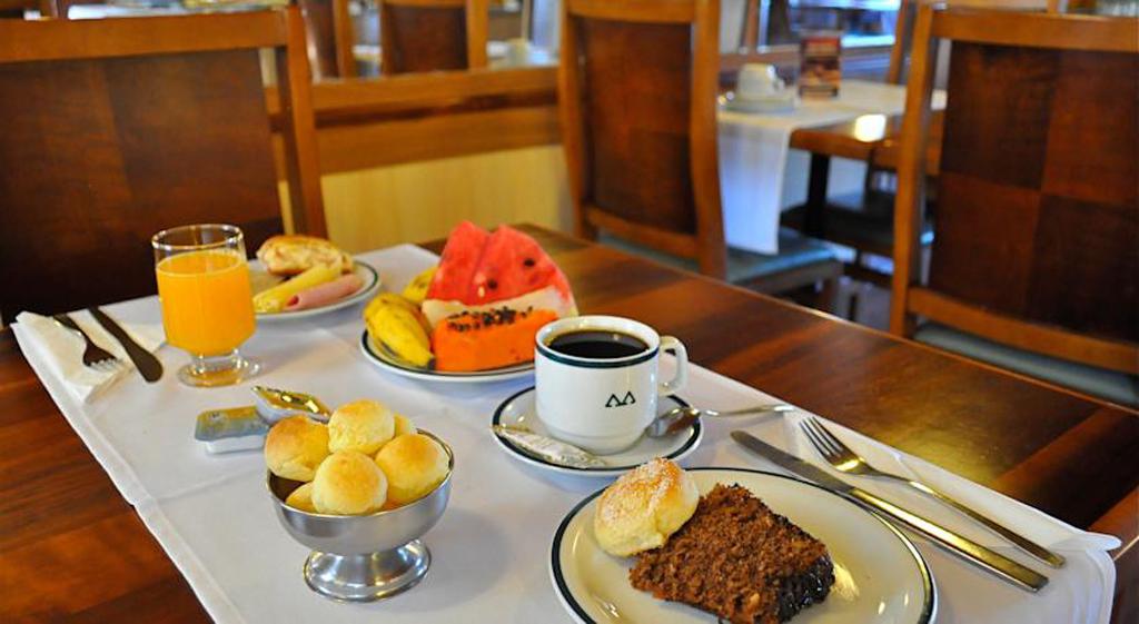 Café da Manhã Hotel Matsubara