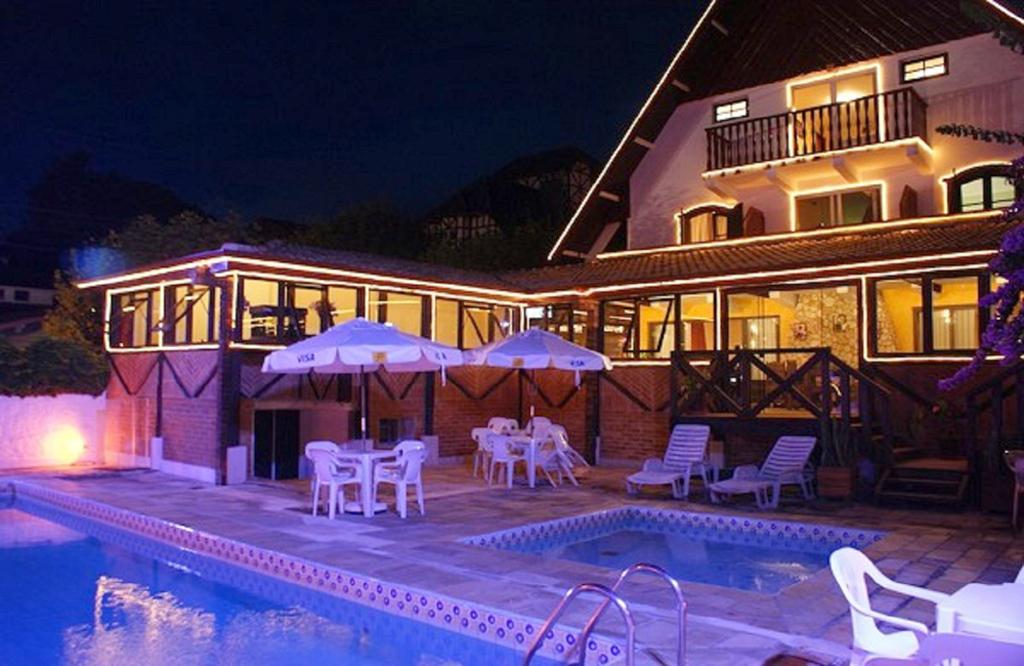 Piscina Hotel JB