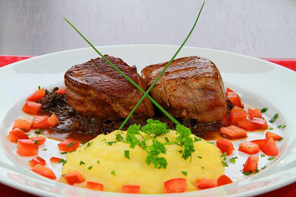 Gastronomia Hotel Vila Inglesa