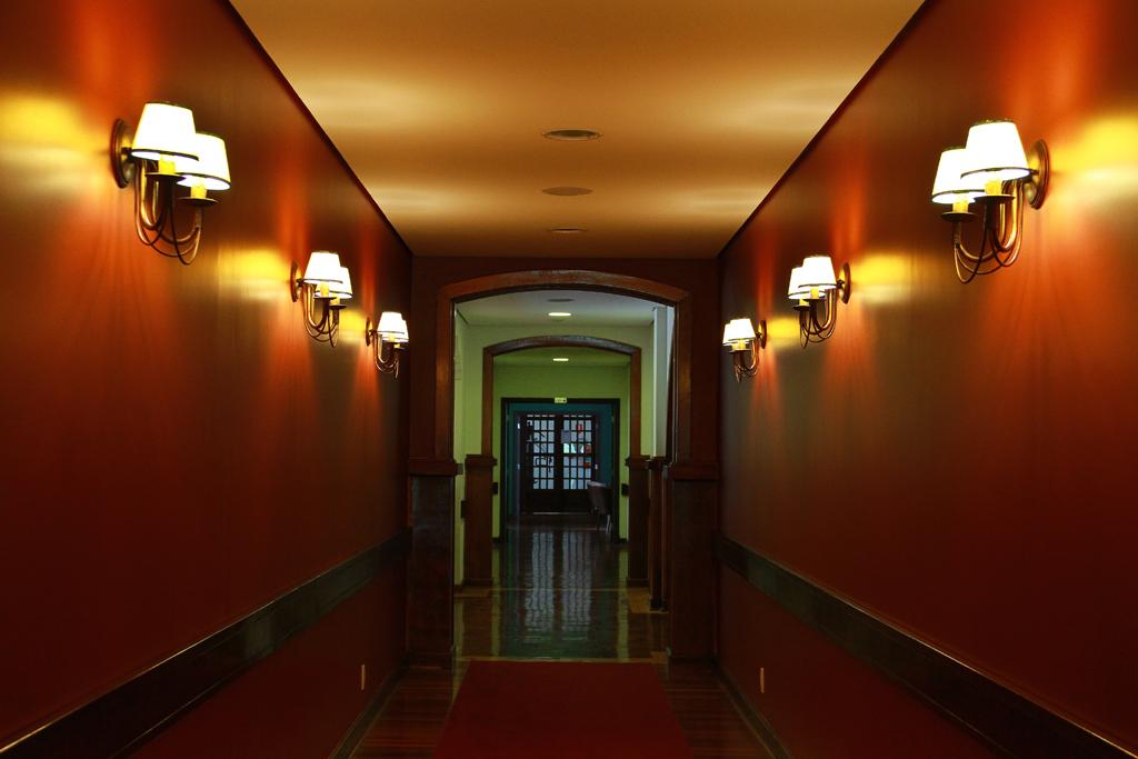 Corredor Hotel Vila Inglesa