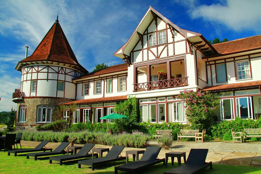 Fachada Hotel Vila Inglesa