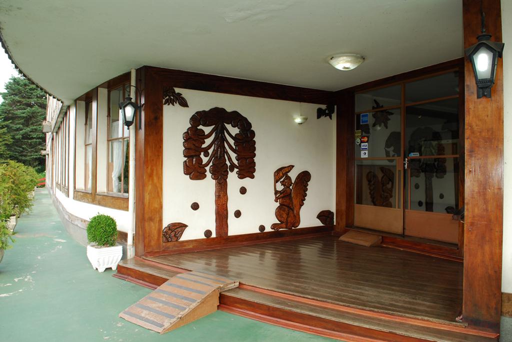 Recepção Parque Hotel