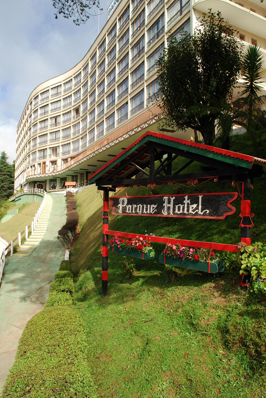 Fachada Parque Hotel
