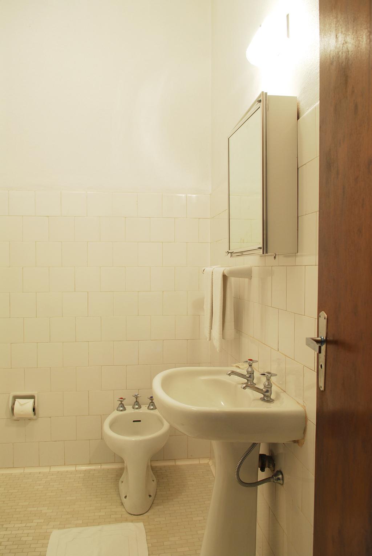 Banheiro Parque Hotel