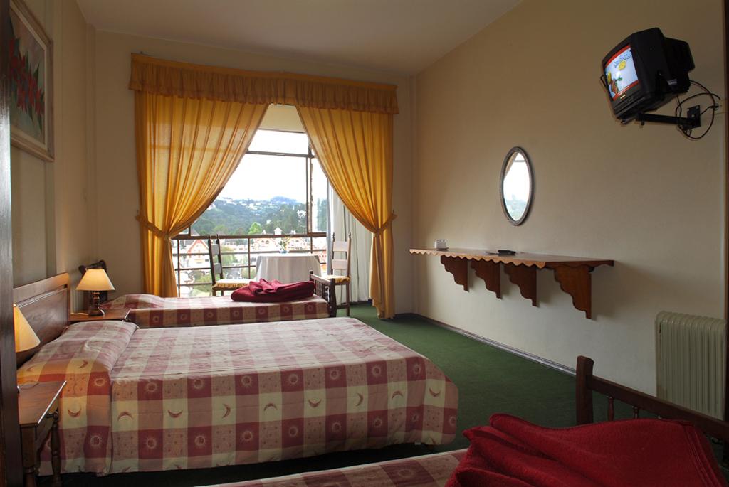 Apartamento Parque Hotel