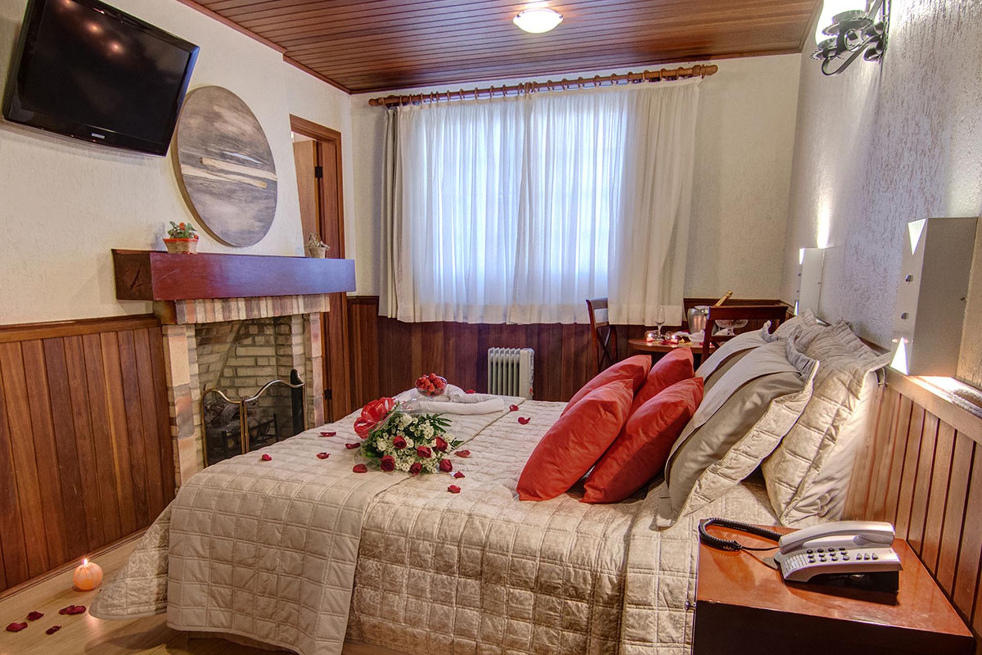 Apartamento Flat Hotel Palazzo Reale