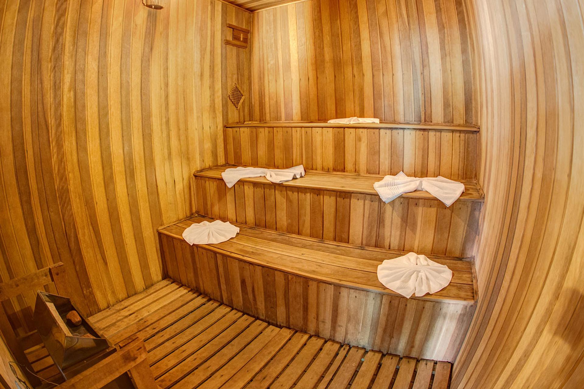 Sauna Flat Hotel Palazzo Reale