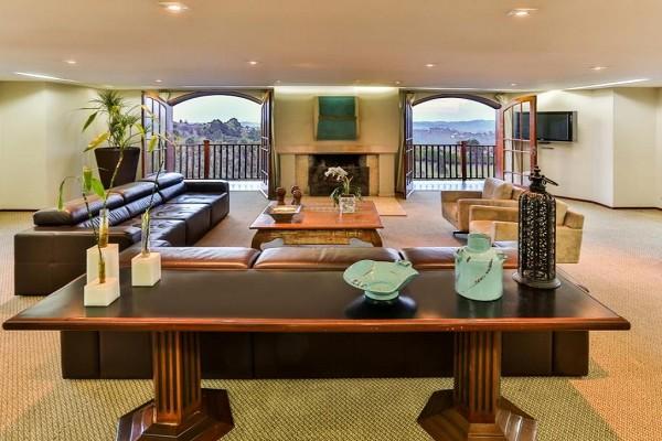 sala de Leitura Home Green Home