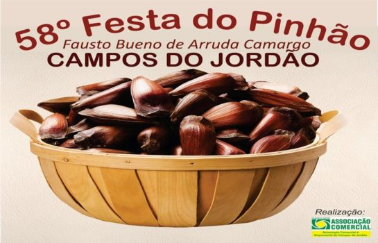 58ª Festa do Pinhão começa no Feriado da Páscoa