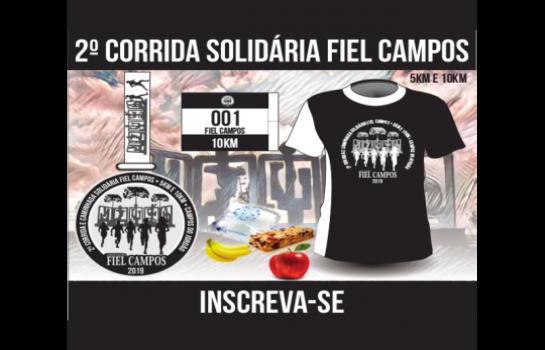 2ª Corrida Solidária Fiel Campos