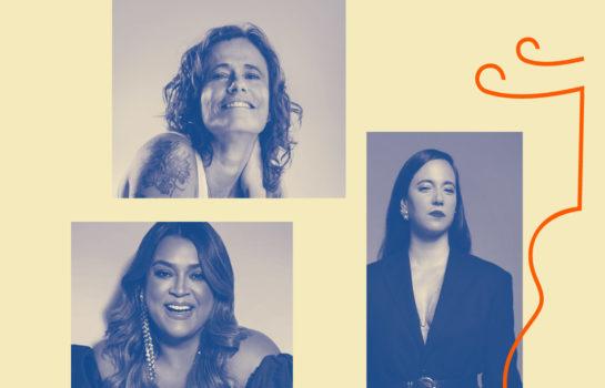 Festival de Música apresenta Preta Gil, Zélia Duncan e Roberta Campos em Campos do Jordão