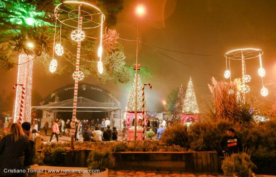 Natal dos Sonhos começa dia 15 de Novembro em Campos do Jordão. Veja a programação